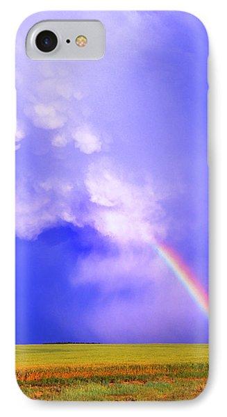 Mammatus Rainbow Of New Mexico Phone Case by Jason Politte