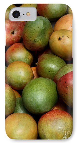 Mangoes IPhone Case by Carol Groenen