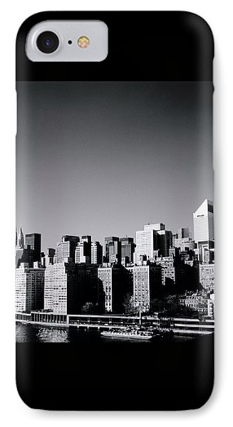 Manhattan Phone Case by Shaun Higson