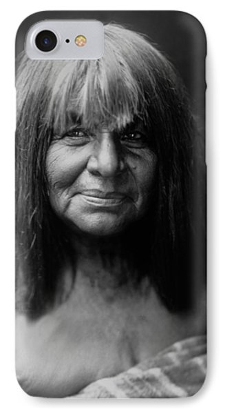 Maricopa Indian Women Circa 1907 Phone Case by Aged Pixel