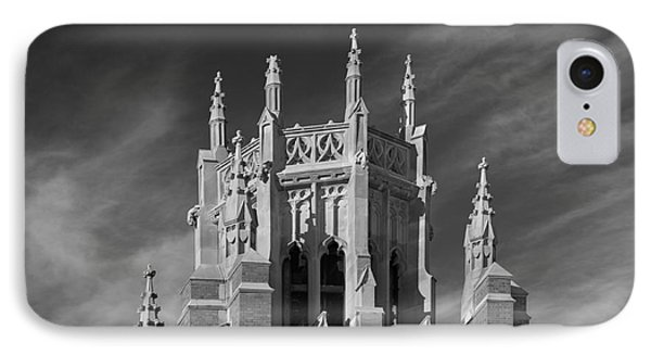 Marquette University Marquette Hall IPhone 7 Case by University Icons