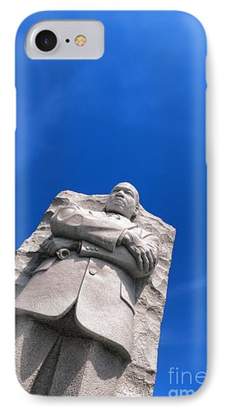 Martin Luther King Phone Case by Olivier Le Queinec