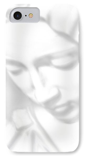 Mary Pieta IPhone Case by Tony Rubino