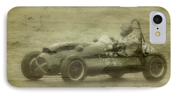 Maserati 250f IPhone Case by John Colley