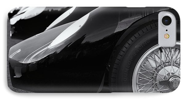 Maserati Lineup IPhone Case by Dennis Hedberg