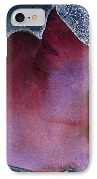 Mask IPhone Case by Graham Dean