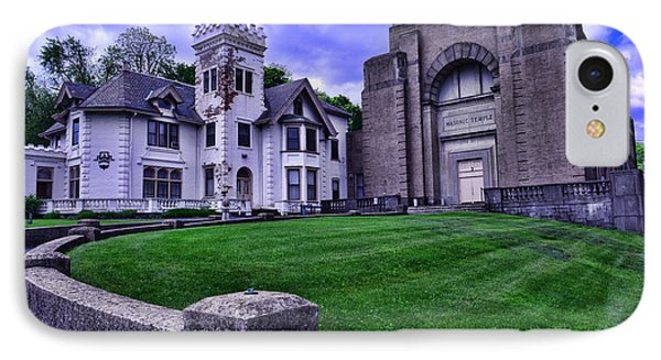 Masonic Lodge Phone Case by Paul Ward