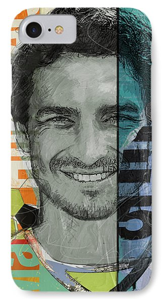 Mats Hummels - B IPhone Case by Corporate Art Task Force