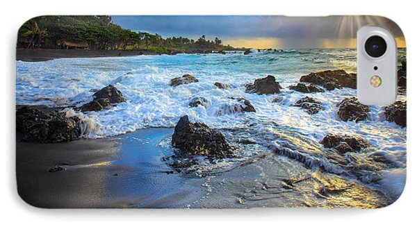 Maui Dawn Phone Case by Inge Johnsson