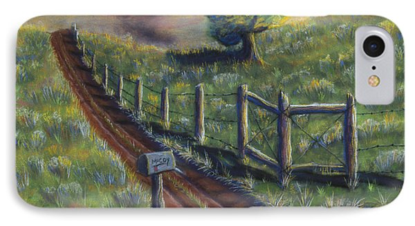 Mccoy's Place IPhone Case by Jerry McElroy