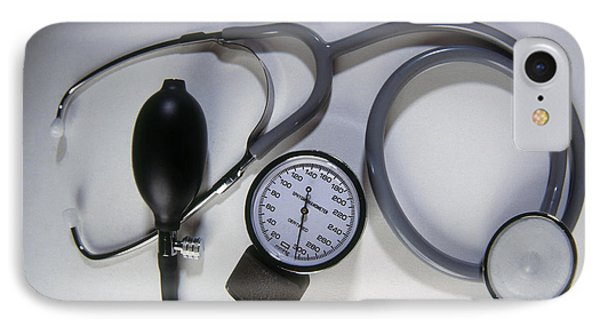 Medical Instruments Phone Case by Dennis D Potokar