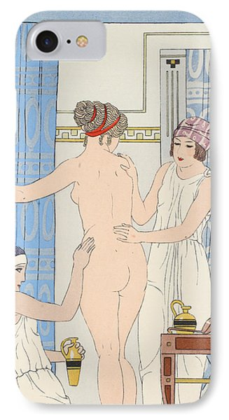 Medical Massage Phone Case by Joseph Kuhn-Regnier