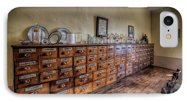 Medicine Cabinet IPhone Case by Adrian Evans