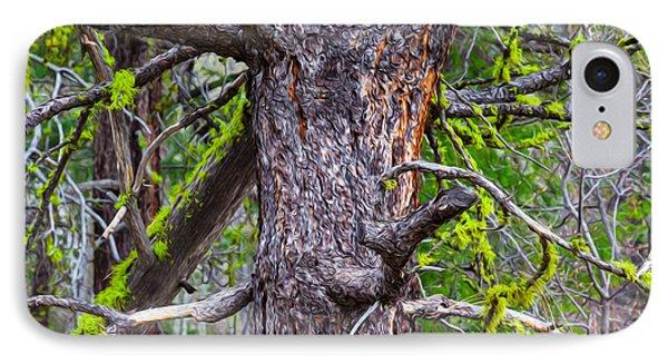 Medusa Tree Phone Case by Omaste Witkowski
