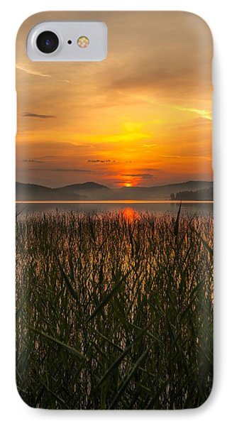 Peace Of Mind IPhone Case by Rose-Maries Pictures