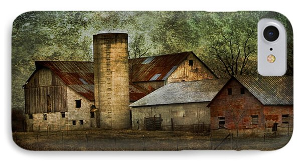 Mennonite Farm In Tennessee Usa Phone Case by Kathy Clark