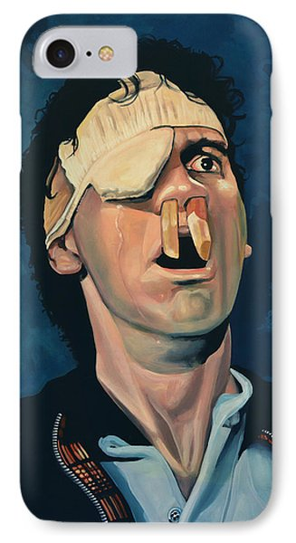 Michael Palin IPhone 7 Case by Paul Meijering