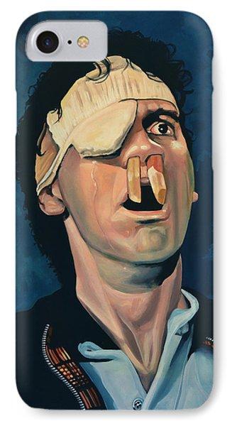 Michael Palin IPhone Case by Paul Meijering