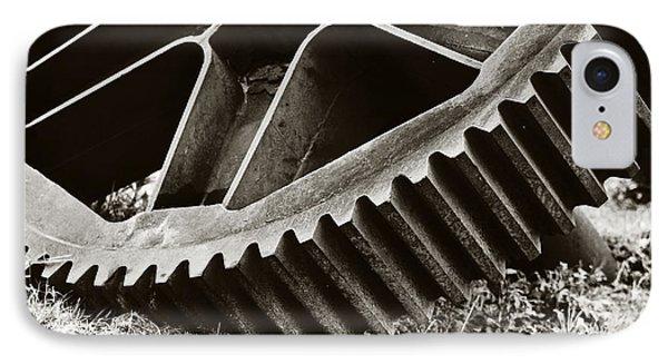 Mill Gear Phone Case by Scott Pellegrin