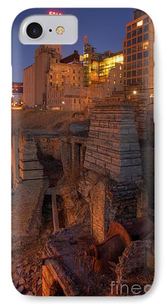 Mill Ruins Park Phone Case by Kent Taylor