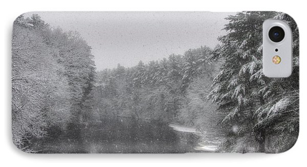 Mine Falls Park - Nashua New Hampshire IPhone Case by Joann Vitali
