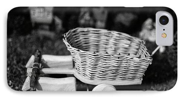 Miniature Oxen-cart Phone Case by Gaspar Avila