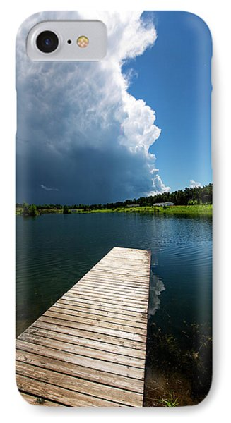 Minnesota, Duluth, (large Format Sizes IPhone Case by Peter Hawkins