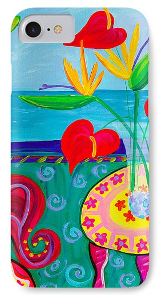 Miss Emma's Parlor Phone Case by Beth Cooper