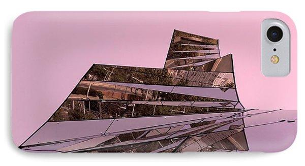 Modern Reflections ... Phone Case by Juergen Weiss