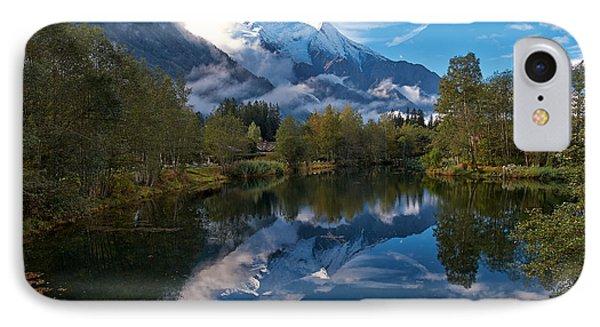 Mont Blanc Massiv Phone Case by Juergen Klust