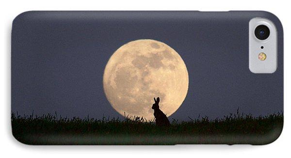 Moongazer IPhone Case by Steve Adams