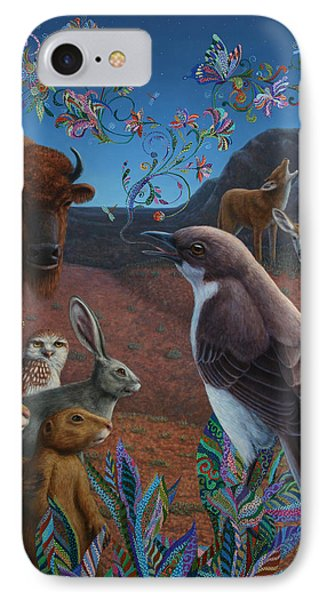 Moonlight Cantata IPhone Case by James W Johnson