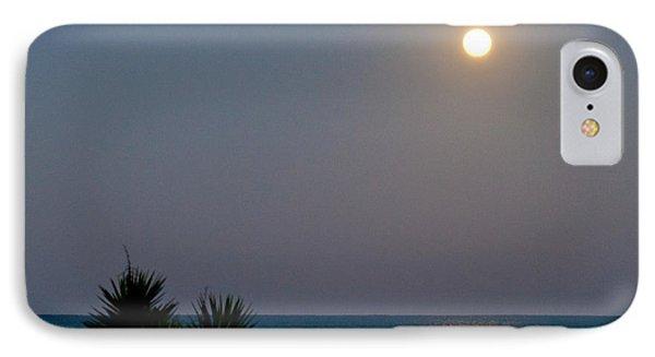 Moonlit Stroll Phone Case by Michelle Wiarda