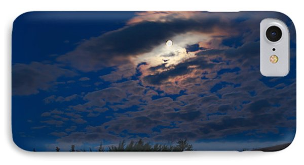 Moonscape Phone Case by Robert Bales