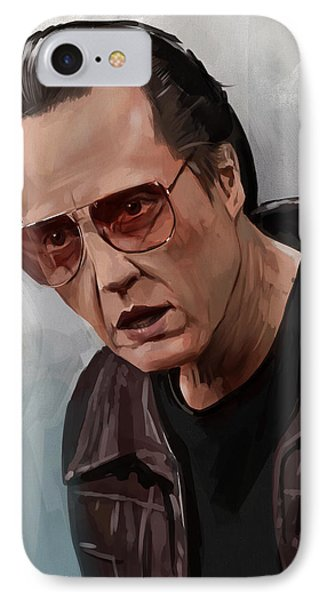 More Cowbell IPhone Case by Steve Goad