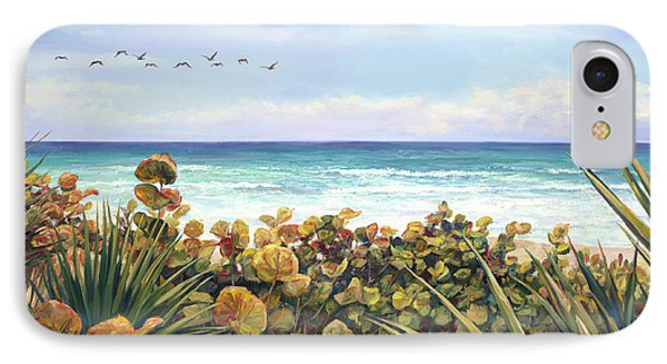 Morning Flyby IPhone Case by Laurie Hein