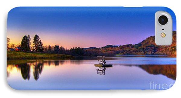 Morning Glory.. IPhone Case by Nina Stavlund