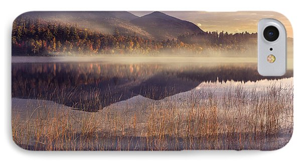 Morning In Adirondacks IPhone Case by Magda  Bognar