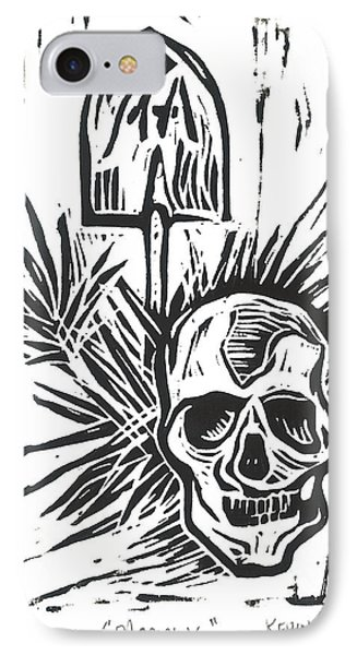 Morning IPhone Case by Kevin Houchin