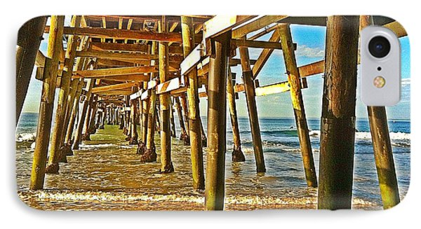 Morning Light During Low Tide Phone Case by Traci Lehman