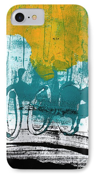 Morning Ride IPhone Case by Linda Woods