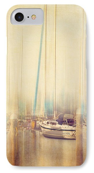 Morning Sail IPhone 7 Case by Amy Weiss