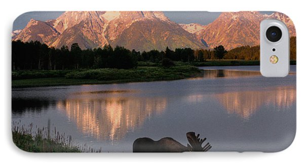 Morning Tranquility IPhone Case by Sandra Bronstein