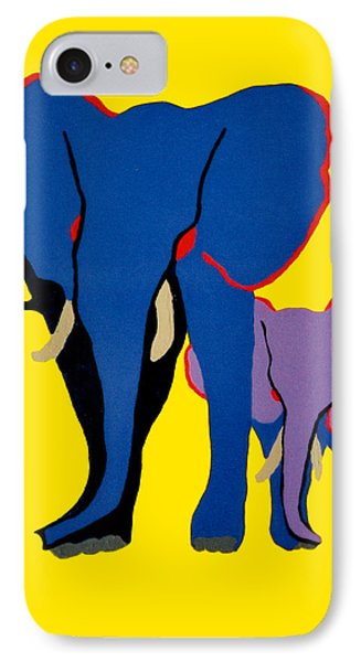 Mother And Child Phone Case by Andrew Petras