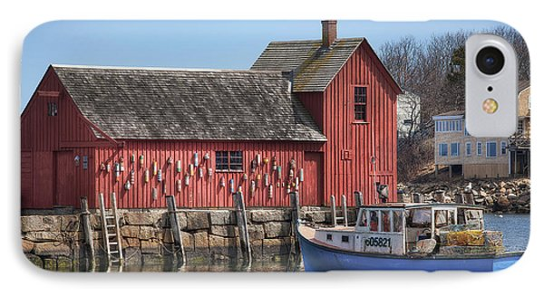 Motif Number 1 IPhone Case by Eric Gendron