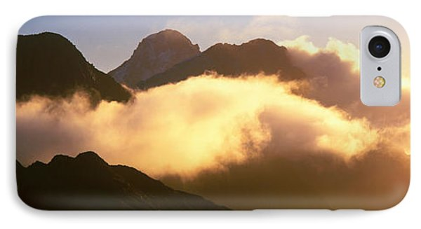Mount Pembroke Fiordland National Park IPhone Case by Panoramic Images