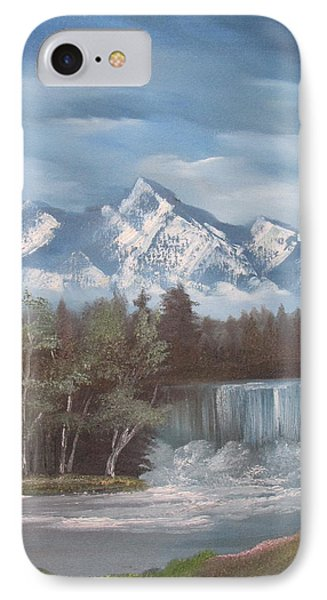 Mountain Dreams Phone Case by Dawn Nickel