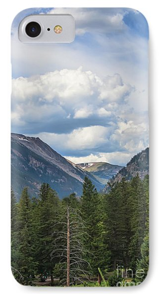 Mountain View Phone Case by Kay Pickens