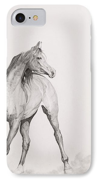 Moving Image IPhone Case by Emma Kennaway