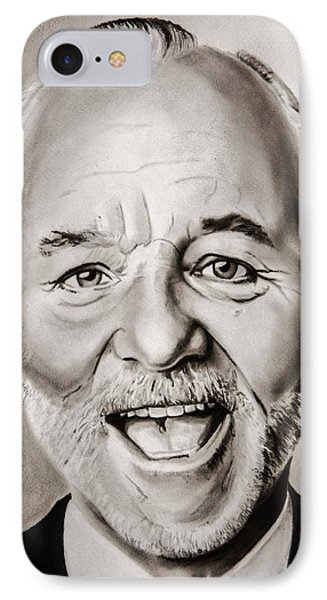 Mr Bill Murray IPhone Case by Brian Broadway